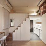 Học lỏm bí quyết thiết kế nội thất thông minh trong những căn hộ nhỏ chưa đầy 50m2
